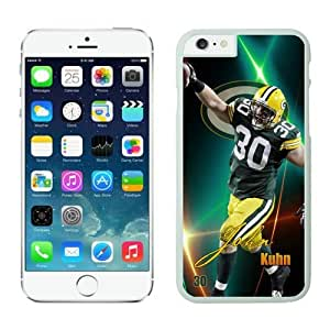 Green Bay Packers John Kuhn iPhone 6 Cases White 4.7 inches64151_57286-iphone 6 lifeproof