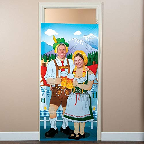 Fun Express Oktoberfest Photo Door Banner -