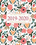 Pretty Simple Planners 2019 - 2020 Planner Weekly and Monthly: Calendar Schedule + Academic Organizer , Inspirational Quotes and Floral Cover , July ... July 2020 (2019-2020 Pretty Simple Planners)