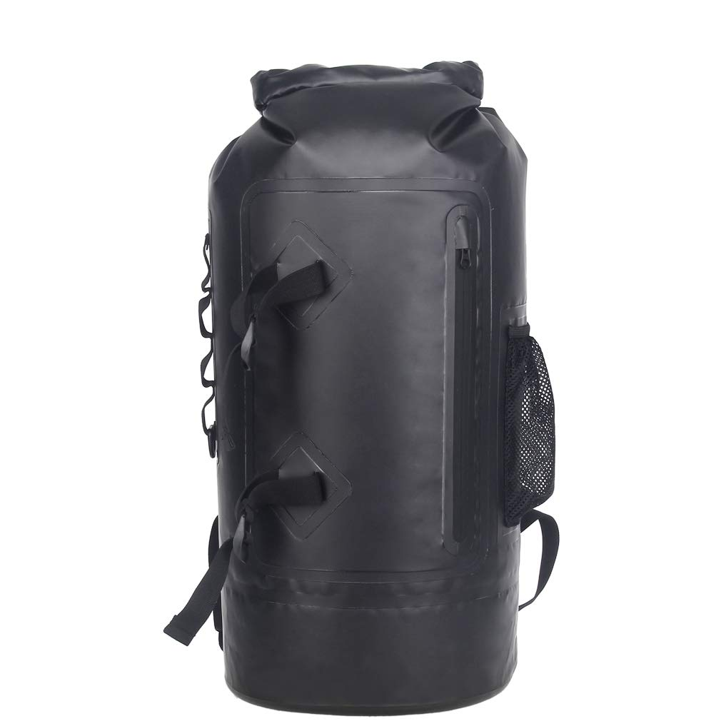 Waterproof Dry Backpack Sack Bag Rucksack Day Pack Roll Top Closure for Floating  Boating Kayaking Hiking bc5c5618e0be1