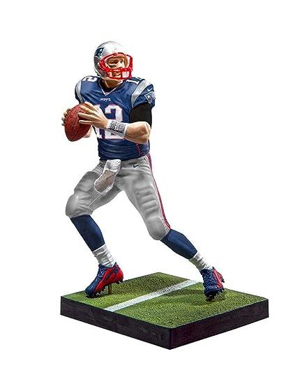 a6b35168 Amazon.com: Tom Brady NFL Madden 17 Ultimate Team Series McFarlane Sports  Figure: Toys & Games