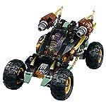 LEGO-ninjago-Set-Costruzioni-Rock-Roader-Colore-Vari-70589