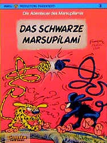 Die Abenteuer des Marsupilamis, Bd.3, Das schwarze Marsupilami