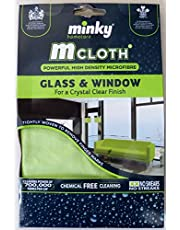 Minky - M Cloth - Glass & Window