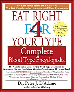 eat right 4 your blood type pdf