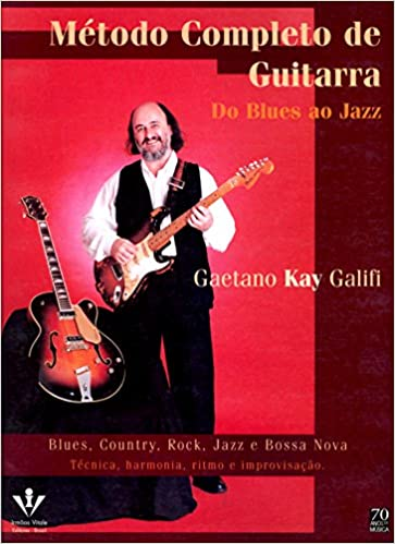Método Completo de Guitarra. Do Blues ao Jazz: Amazon.es: Vários Autores: Libros