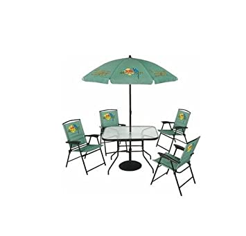 Wonderful 6 Piece Margaritaville Patio Set