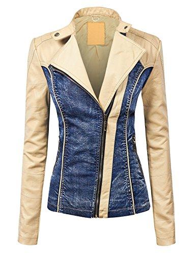 Denim Leather - 5