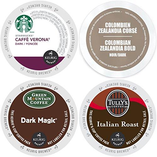 Coffee Variety Pack Keurig Brewers