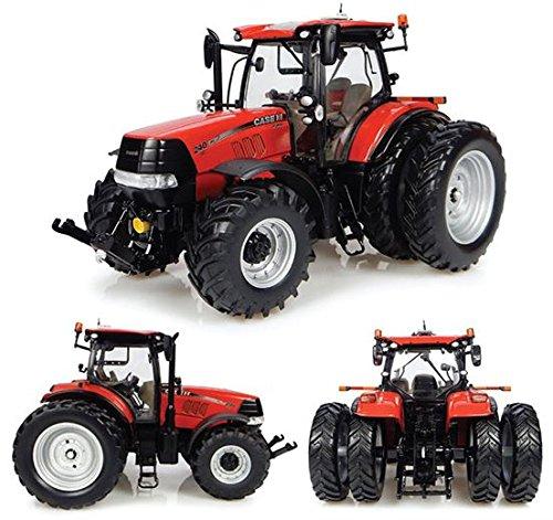 CASE IH PUMA CVX240 DUAL WHEELS 1 32 - Mezzi Agricoli e Accessori - Universal Hobbies - Die Cast - Modellino