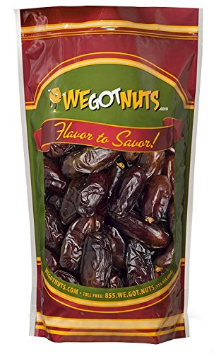 Medjool Dates - 5 Pounds/LB - We Got Nuts