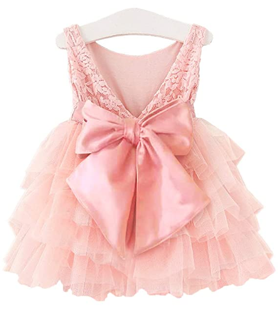Kids Party Girl Dress Lace Dress