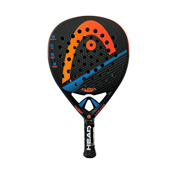 Head Graphene XT Alpha Ultimate Orange 1 spesavip