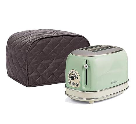 Amazon.com: Cubierta para tostadora de cocina, impermeable ...