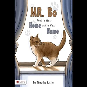 Mr. Bo Finds a New Home and a New Name Audiobook