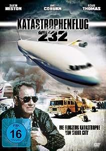 Katastrophenflug 232 - Charlton Heston / James Coburn [Alemania] [DVD]