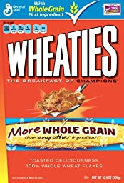 Wheaties Cereal 10.9 oz Box (pack of 4)