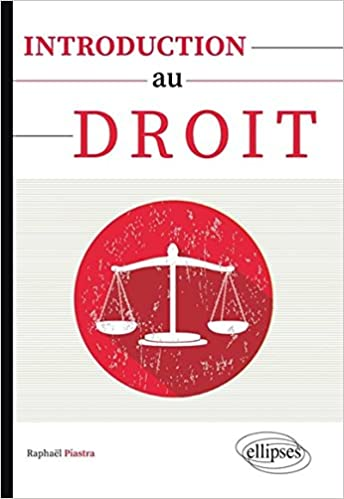 En ligne Introduction au Droit pdf ebook
