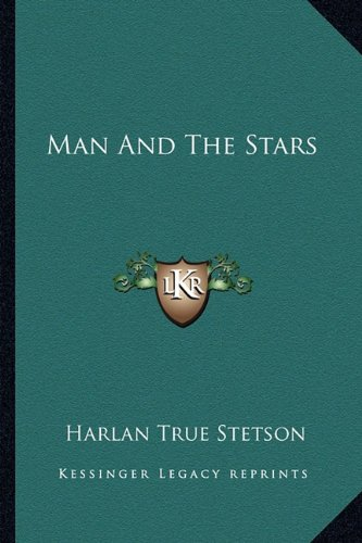 Read Online Man And The Stars PDF