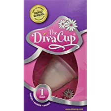 Image: Diva Cup #1 Pre Childbirth | 12 hour protection | Latex/Rubber-Free | Medical Grade Silicone