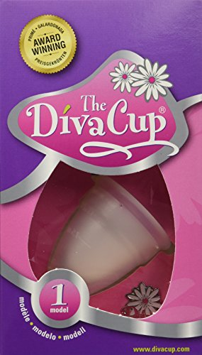 Diva Cup Diva Cup 1 Pre Childbirth Packaging May Vary RDC10672343