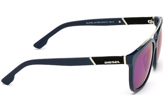 Amazon.com: anteojos de sol Diesel DL 166 DL0166 90q ...
