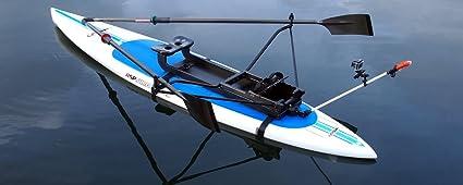 b454b15b49 Amazon.com : The Oar BoardTM - Fit-on-top SUP Rowing Rig : Rowing ...