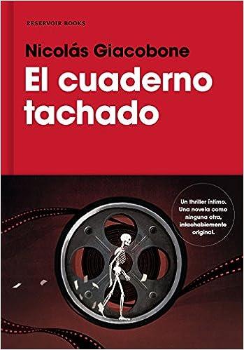 Amazon com: El cuaderno tachado / The Crossed-Out Notebook
