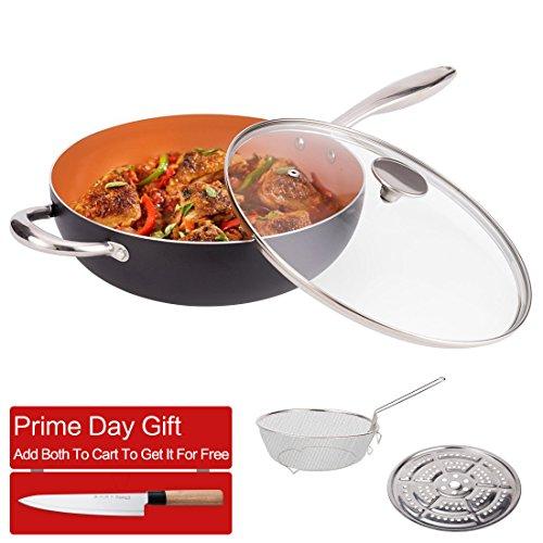 green pan wok 11 - 8