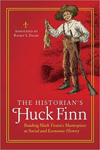 Amazon the historians huck finn reading mark twains amazon the historians huck finn reading mark twains masterpiece as social and economic history the historians annotated classics 9781610699419 ccuart Image collections