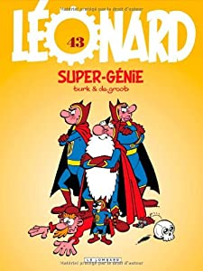 "Afficher ""Léonard n° 43 Super-Génie"""
