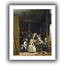 """Art Wall """"Las Meninas or The Family of Philip IV"""" Unwrapped Canvas by Diego Velazquez, 24 by 28-Inch"""