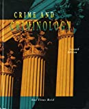 Crime and Criminology, Reid, Sue Titus, 0155011170