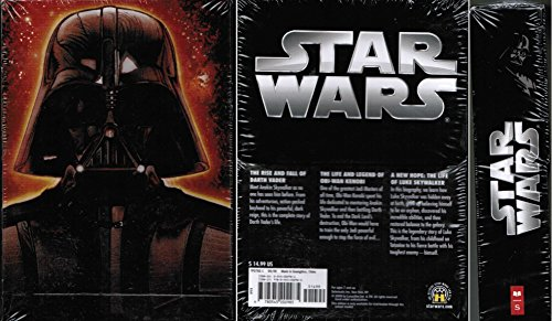 The Rise and Fall of Darth Vader, the Life and Legend of Obi-wan Kenobi and a New Hope: The Life of Luke Skywalker (Star Wars Box Set) (Life And Legend Of Obi Wan Kenobi)