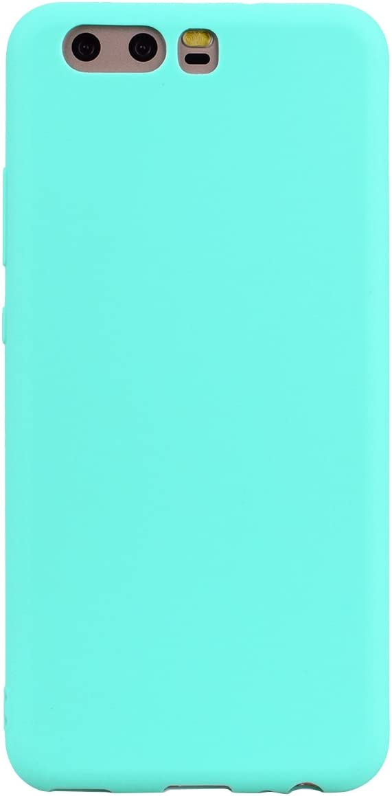 TODO Huawei P10 H/ülle,TPU Schutzh/ülle f/ür Huawei P10 Einfarbig Design Ultra D/ünn Soft Flex Silikon Bumper Handyh/ülle Schale Kratzfest Sto/ßfest Dauerhaft Schale Etui Protective Case Cover