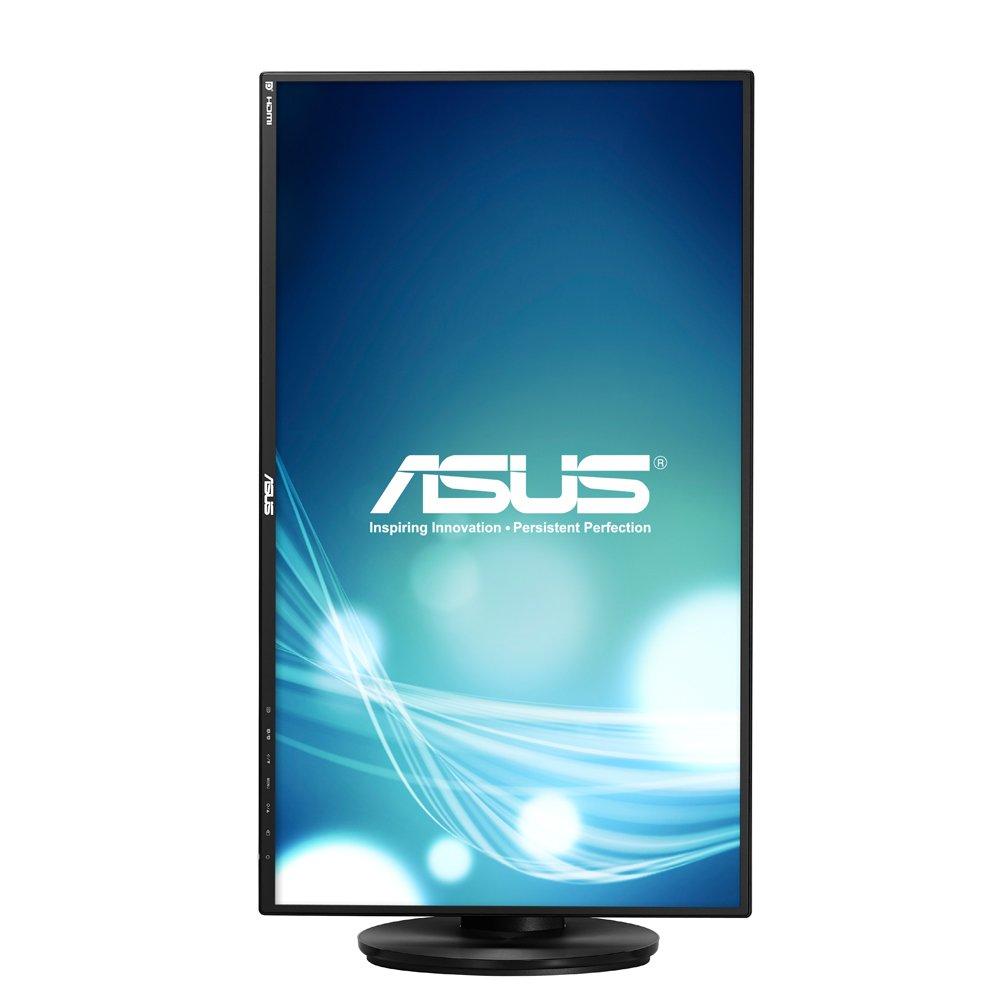 Asus Vn279ql 27 Full Hd 1920x1080 Displayport Hdmi Vga Monitor Vc279h Eye Care Frameless Ips Speaker Tuv Ergonomic Computers Accessories