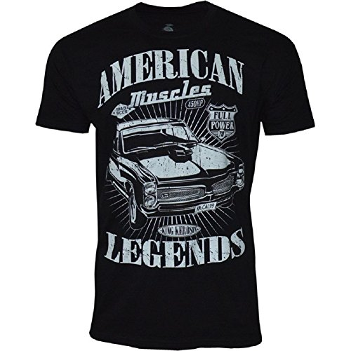 King Kerosin Shirt US Muscle Car XXL