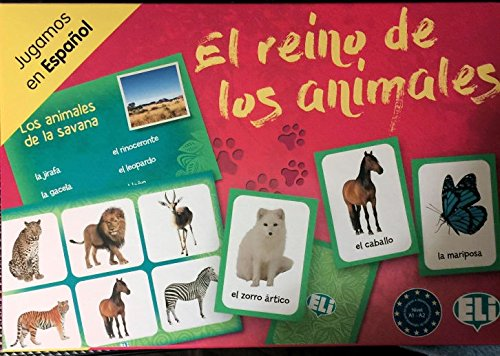 El Reino De Los Animales A1 A2 Author 9788853622846 Books Amazon Ca