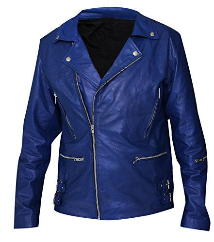 Giacca Blue Uomo Red Impermeabile Smoke qzfAzO5