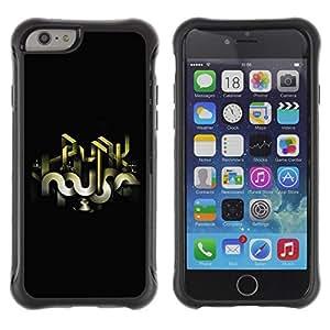 LASTONE PHONE CASE / Suave Silicona Caso Carcasa de Caucho Funda para Apple Iphone 6 PLUS 5.5 / Abstract