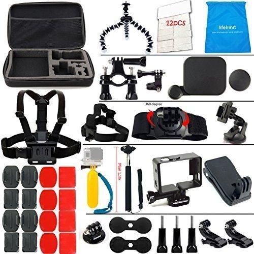 LifeLimit SB111111 Accessories Kit for Hero 5 / Session /...