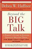 Beyond the Big Talk, Debra W. Haffner and Alyssa Haffner Tartaglione, 1557048118