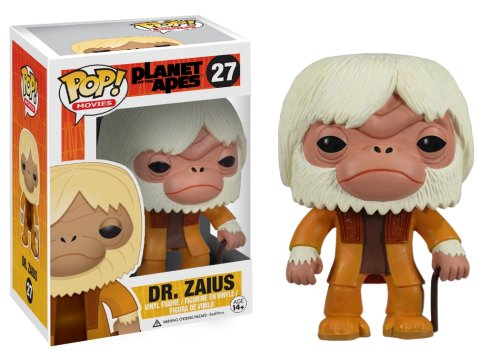 Funko POP Movies Dr. Zaius Planet of The Apes Vinyl Figure