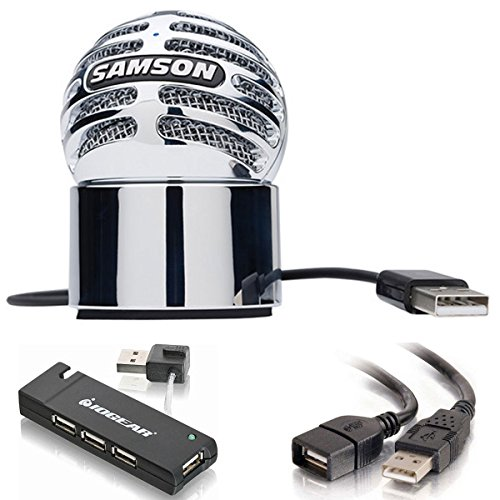 Samson Meteorite USB Condenser Microphone with Magnetic