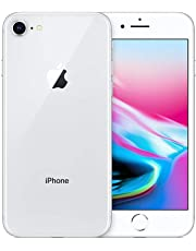 $369 Get Apple iPhone 8, Verizon Unlocked, 64GB - Silver - (Renewed)