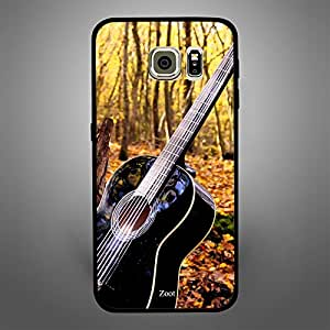 Samsung Galaxy S6 Guitar nature
