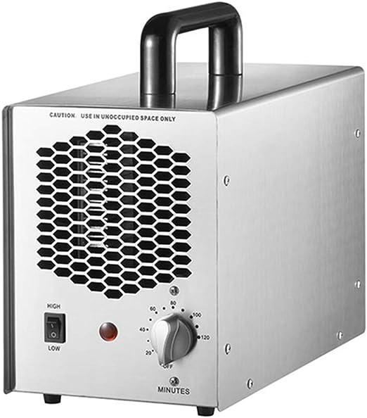 LIUQIGRASS Generador de ozono Comercial 14000 MG/H O3 purificador ...