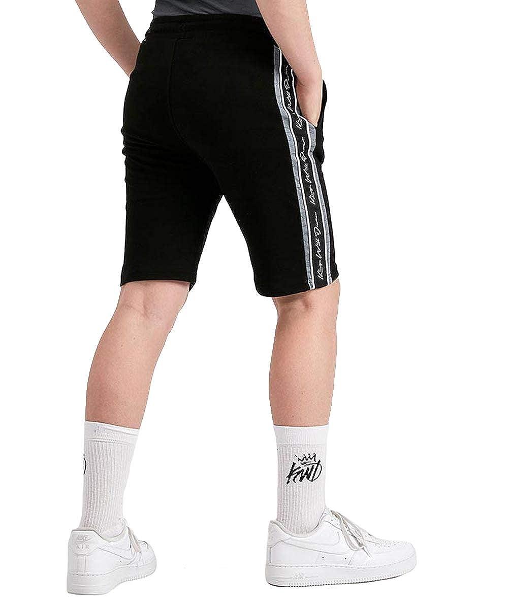 Kings Will Dream Junior Newland Shorts Black//Grey