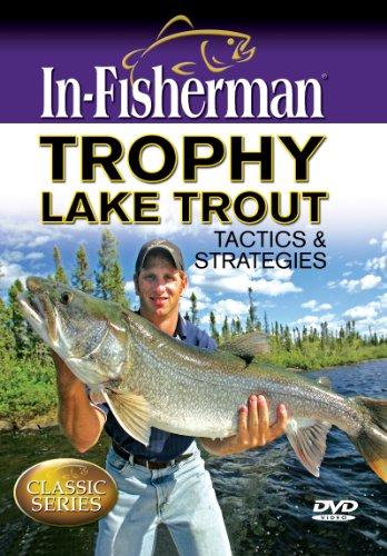 (In-Fisherman Trophy Lake Trout DVD)