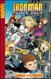 Iron Man and Power Pack (Marvel Digests)